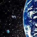 Space Earth 3d Live Wallpapers icon