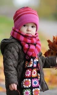 Cute Baby Wallpapers - screenshot thumbnail