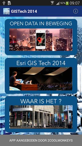 Esri GIS Tech 2014