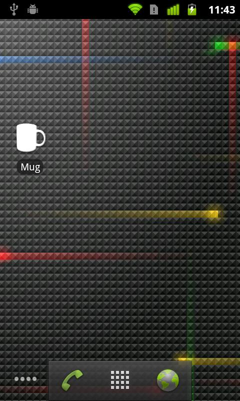 Mug- screenshot