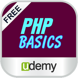 PHP Programming Basics Icon