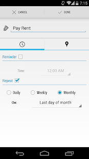 Reminders - Task Reminders - screenshot thumbnail