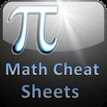 Math Cheat Sheets FREE APK Descargar