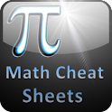 Math Cheat Sheets FREE logo