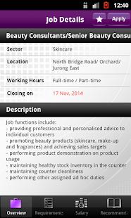 Jobs & Courses @SIRS - screenshot thumbnail