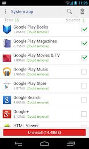 system app remover pro v3.3.1019