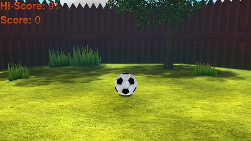Soccer Juggler 3D