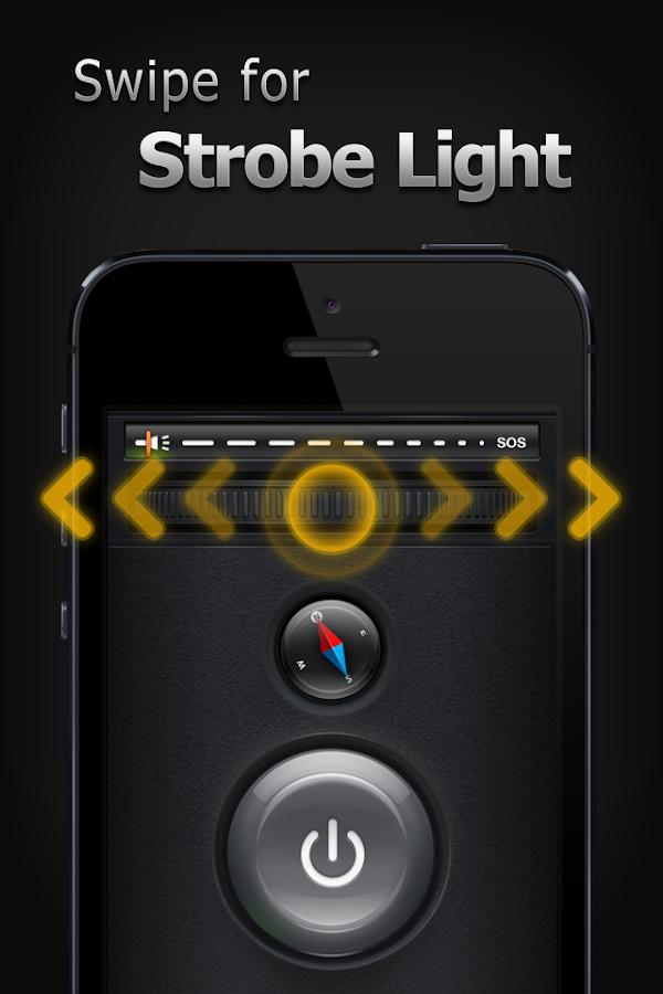 Flashlight: LED Torch Light - screenshot