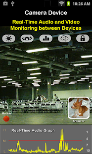 uMobileCam: All-In-One- screenshot thumbnail