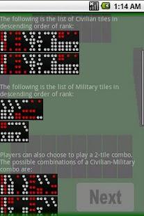 Chinese Domino- screenshot thumbnail