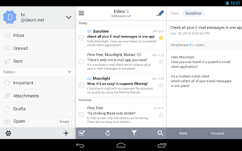 SolMail - All-in-One email app Screenshot 10