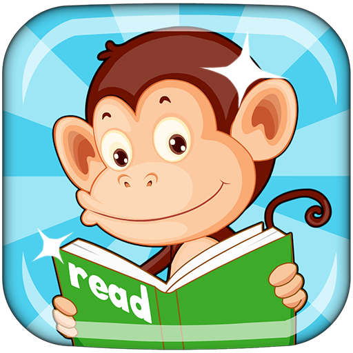 Monkey Junior: Learn to read English, Spanish&more app (apk) free download for Android/PC/Windows