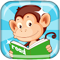 Learn to read - Monkey Junior icon