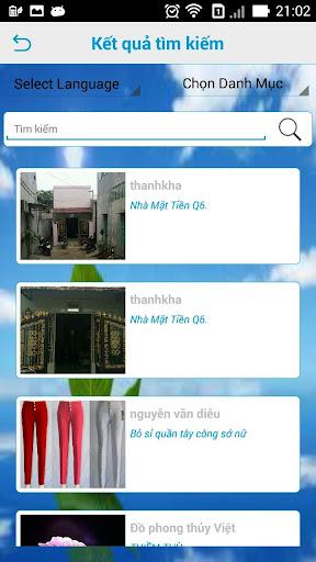 【免費購物App】mua ban rao vat cho tot-APP點子