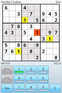 Super Sudoku- screenshot thumbnail