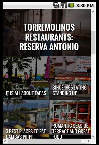 Torremolinos Best Restaurants
