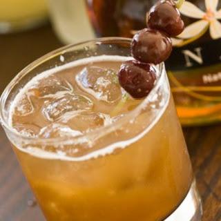 Vanilla Bourbon.