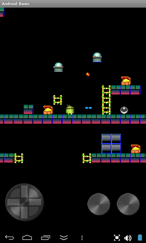 Basic for Android- screenshot