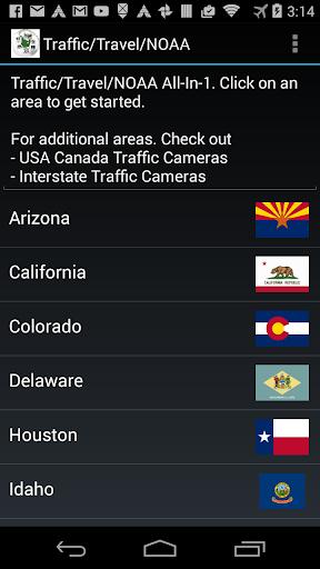 US Canada Traffic Cameras Pro