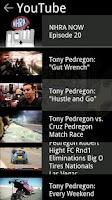 Screenshot of Tony Pedregon NHRA Champion