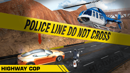 HIGHWAY CHASE DOWN 3D v1.5 Mod (Unlimited Coins)