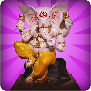 Ganesh Wallpapersl ogo