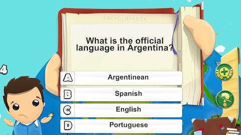 Geography Quiz Game 3D Screenshot 22