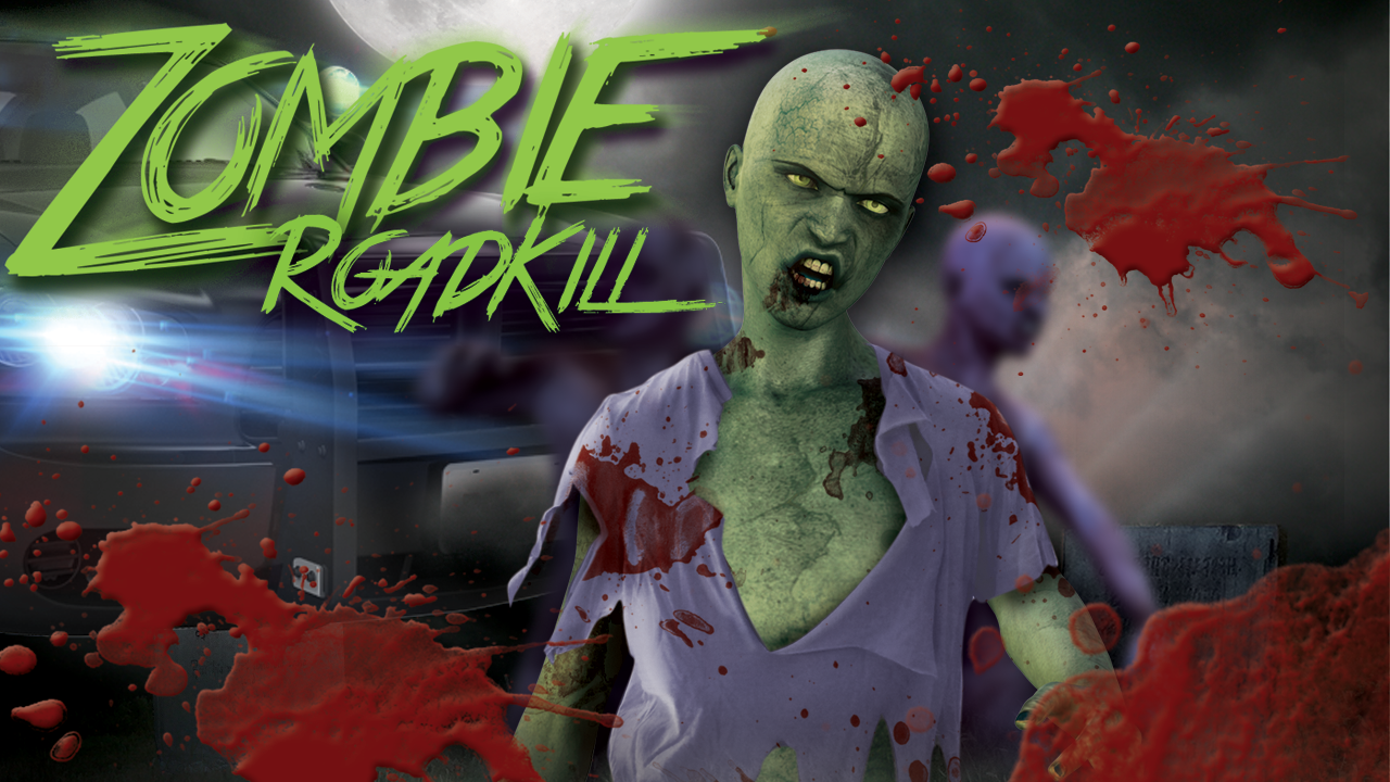 Zombie Road Kill: Death Trip- screenshot