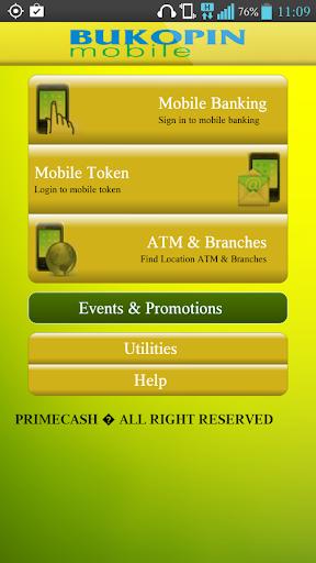 Bukopin Mobile Banking TRIAL