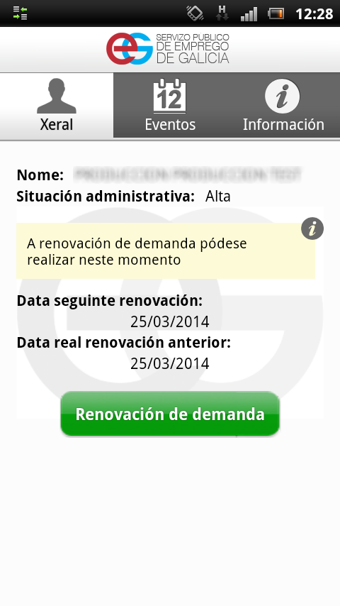 MOBEM - screenshot