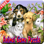 Animal Game Puzzle Kid Toddler