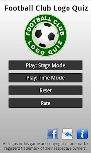 Football Club Logo Quiz - screenshot thumbnail