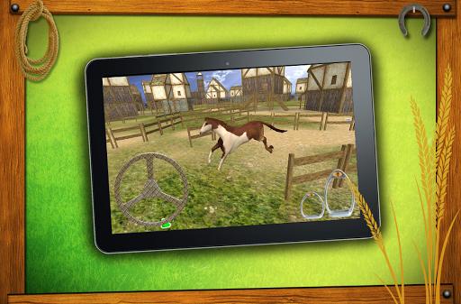 免費乘坐馬的人生故事