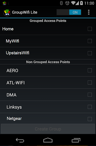 GroupWifi Connection Manager L