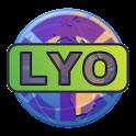 Mapa offline de Lyon