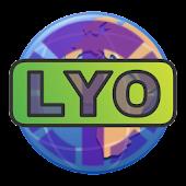 Lyon Offline Plan Miasta