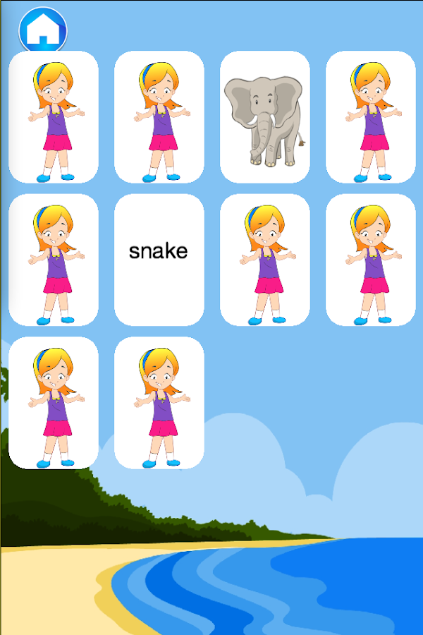 I learn Animals - for kids - screenshot