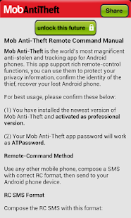 Mob Anti-Theft - screenshot thumbnail
