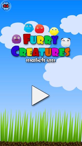 Furry Creatures match'em