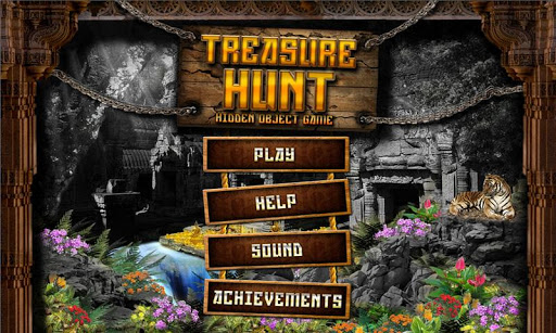 Treasure Hunt - Hidden Objects