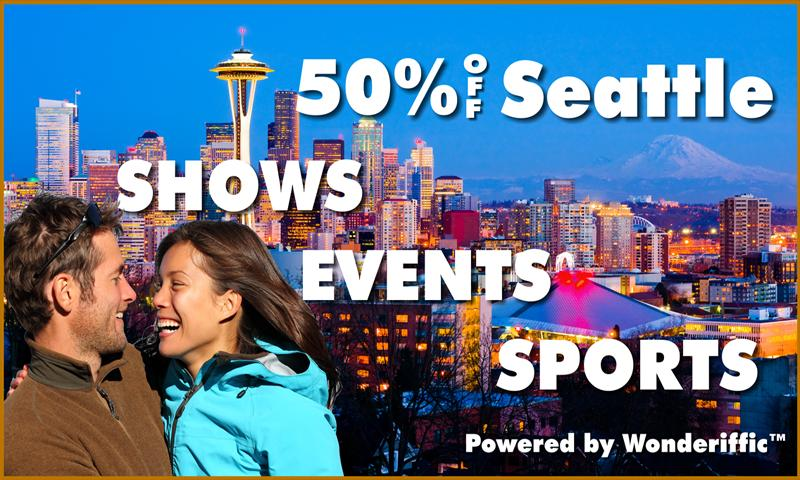 50% Off Seattle Events &Sports - screenshot