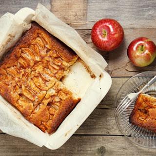 Susan Lucci's Apple Cake