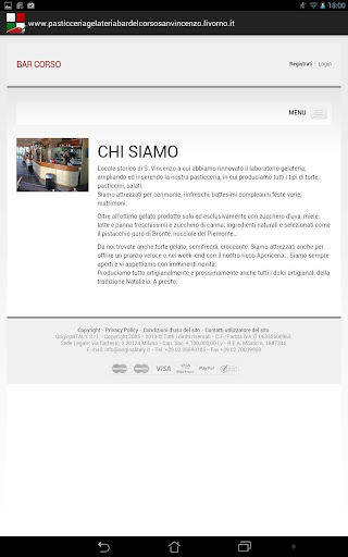 【免費生活App】Gelateria Bar del Corso-APP點子