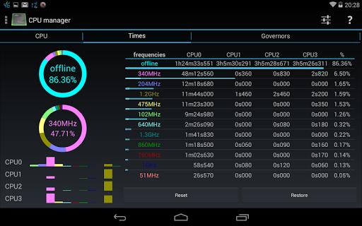 Process Monitor Widget screenshot 13