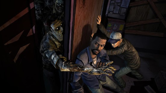 The Walking Dead: Season One v1.19 apk mod [Unlocked] + obb data