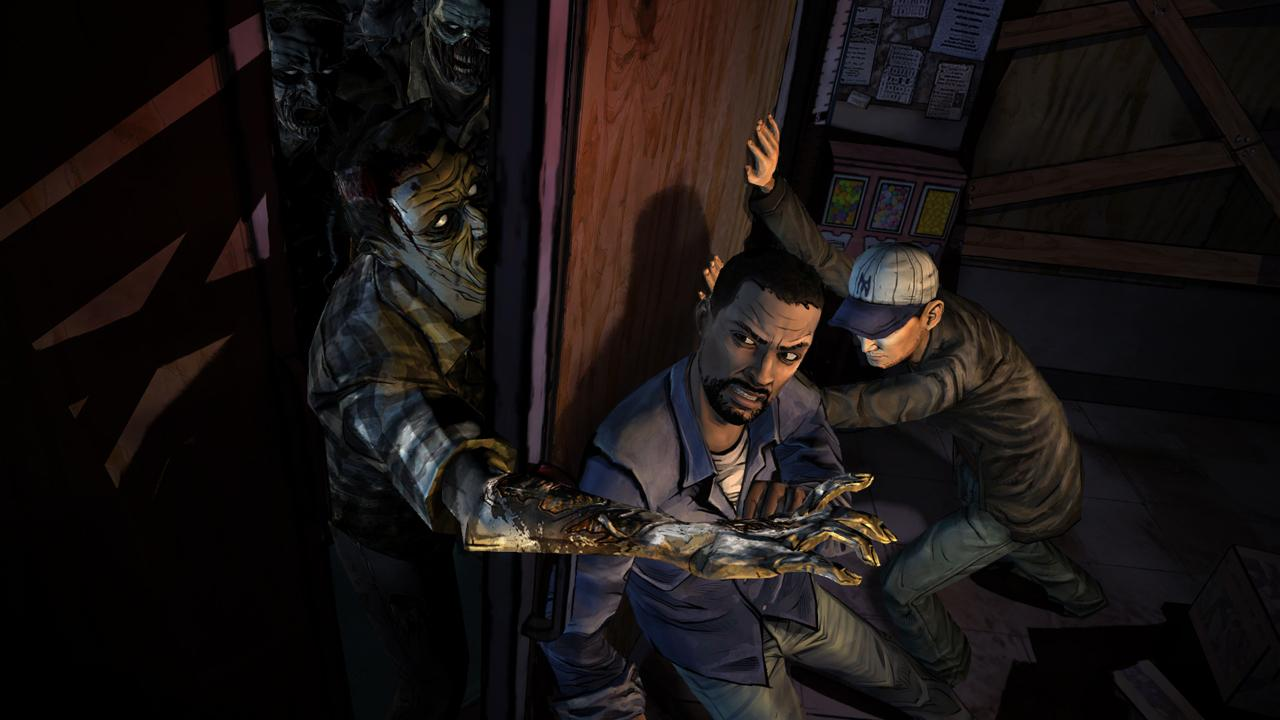 The Walking Dead: Season One screenshot #2