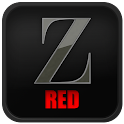 Red Zenergy AOKP/CM Theme icon