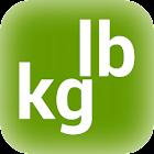 Calculadora de conversão de peso icon