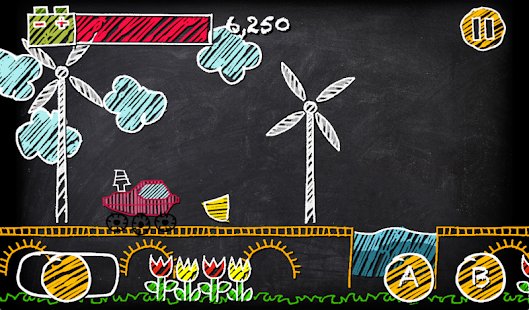 Chalkboard Buggy - screenshot thumbnail