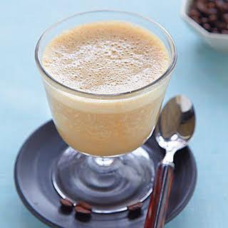 Caramel Espresso Smoothie.